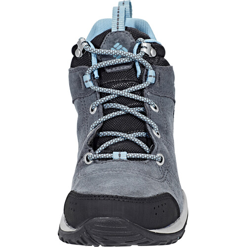 Columbia Fire Venture Mid Waterproof - Chaussures Femme - gris